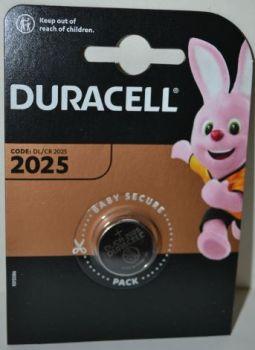 Батарейка Duracell DL2025 DSN Lithium 1x1шт /1/10/