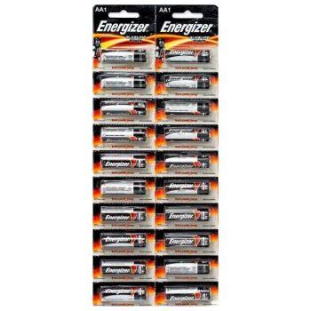 Батарейка Energizer LR-6 блистер 1х10шт (10x1шт отрывная) /10/20/