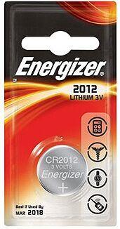 Бат Energizer CR-2012 Lithium 1х1шт /1/10/