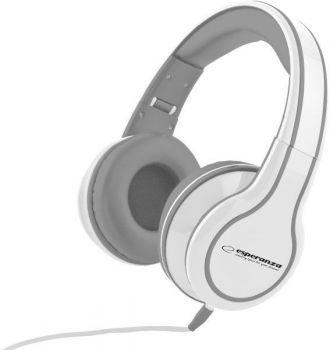 Наушники Esperanza BLUES EH-136W white-grey /1/