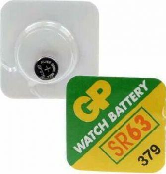 Час GP 379 (SR-521SW, SR-63) 1х1шт