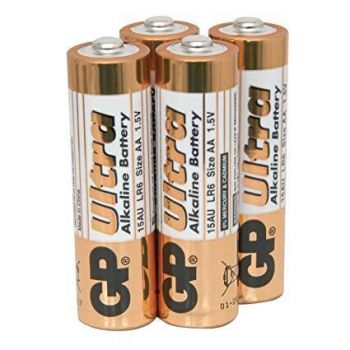 Батарейка GP Ultra Alkaline LR-6 коробка 1х2шт /2/40/1000/