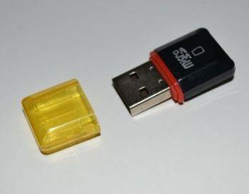 Картридер H-001 USB 2,0