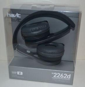 Наушники с микрофоном Havit HV-H2262d black