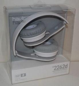 Наушники с микрофоном Havit HV-H2262d grey