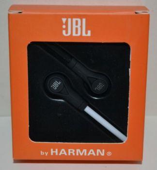 Вакуумные наушники JBL JL-7 black