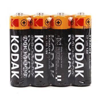 Батарейка KODAK Extralife LR-6 коробка 1х4шт /4/60/