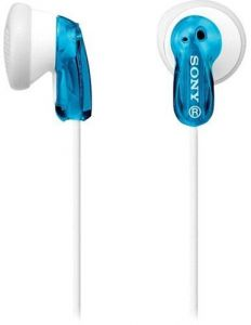Наушники SONY MDR-E9LP blue