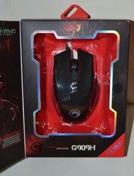 Мышь Marvo G909-H-BK оптическая игровая