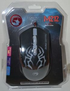 Мышь Marvo M212 оптическая игровая