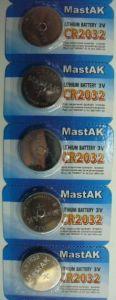 Бат Mastak СR-2032 Lithium 1х5шт /1/5/100/