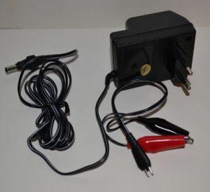 З/У для SLA Mastak MW-660 (6V/12V-500mAh)