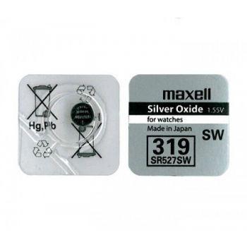 Час Maxell 319 (SR-527SW, SR-64) 1х1шт /1/10/