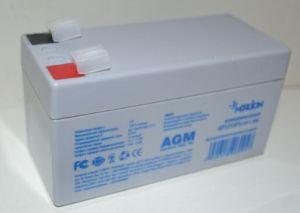 Аккумулятор Merlion 12v 1,3Аh 6FM1,3 (98x45x50+5mm)