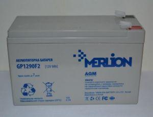 Акк Merlion 12v 9Аh (151x65x94+6mm)  /1/