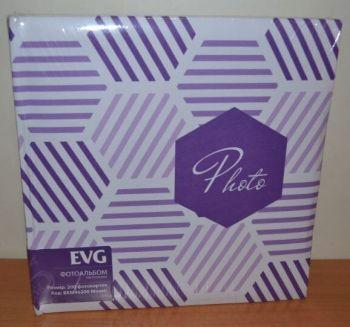 Фотоальбом на 200 фото 10х15 с местом для записей EVG Mosaic