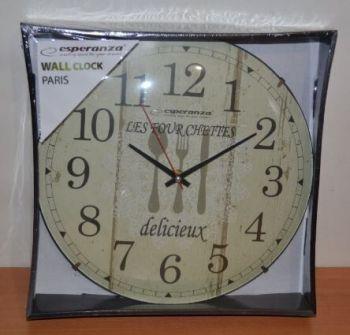 Часы настенные Esperanza PARIS ЕН-C018P