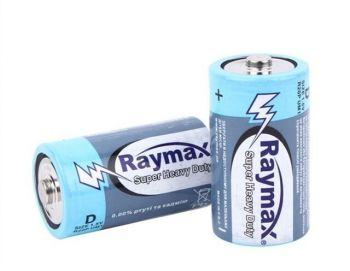 Бат RAYMAX R-20 коробка 1x2шт /2/24/