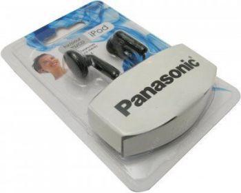 Наушники PANASONIC RP-HV094GU-K black