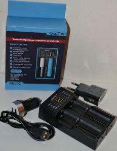 Зарядное устройство Rablex RB-202 2*AA/AAA NiCd/NiMh/Li-ion 2000mAh