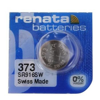 Час Renata 373 (SR-916SW, SR-68) AG6 блистер 1х10шт /1/10/