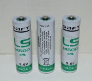 Батарейка SAFT LS14500 (AA) 3,6V коробка 1х1шт