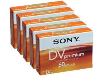 Mini DV SONY DV-60 PR 1х5шт /1/5/