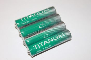 Батарейка TITANUM R-03 коробка 1х4шт /4/40/
