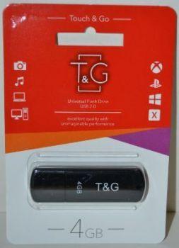 USB флешка 4Gb T&G 011 Classic black