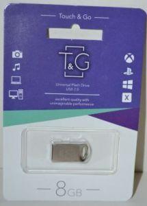 USB флешка 8Gb T&G 105 metal series