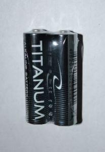Батарейка TITANUM LR-6 коробка 1х2шт /2/40/