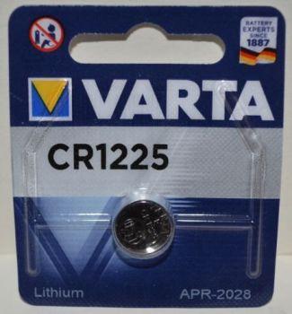 Батарейка VARTA CR-1225 Lithium 1х1шт /1/10шт.