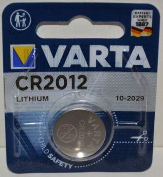 Батарейка VARTA CR-2012 Lithium