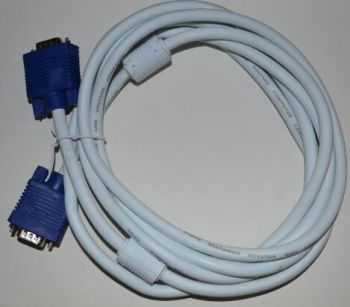 Кабель VGA-с фильтром 5м