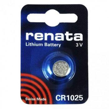 Бат Renata СR-1025 Lithium 1х1шт /1/10/