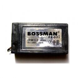 Аккумулятор Bossman LA 410 2FM1,0 (4V/1Ah) (35х22х65) коробка 1х1шт