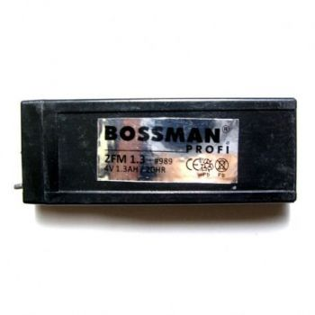 Акк Bossman 2FM1,3 1300mAh 4V (21х34х92) коробка 1х1шт /1/