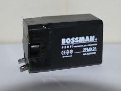 Акк Bossman LA 402 2FM0,25 (4V/0,25Ah) (26х20х40) коробка 1х1шт