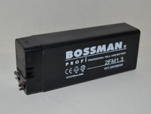 Аккумулятор Bossman LA 413 2FM1,3 (4V/1,3Ah) (35х22х90)
