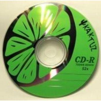 Медиа CD-R KAKTUZ 700Mb 52x Bulk 50 /1/50/600/