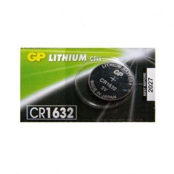 Бат GP CR-1632 Lithium 1х5шт /1/5/