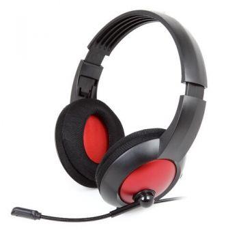 Наушники+микрофон Gemix HP-808MV black /1/