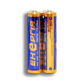 Бат Энергия LR-03 коробка 1х2шт /2/40/1000/