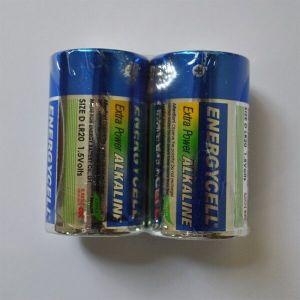 Бат Energycell LR-20 коробка 1х2шт /2/12/
