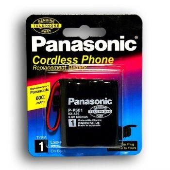 Акк PANASONIC P-P501 (3*AA) 600mAh 3,6V Ni-Сd + контакты UP