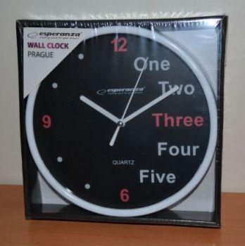 Часы настенные Esperanza PRAGUE ЕН-C014W