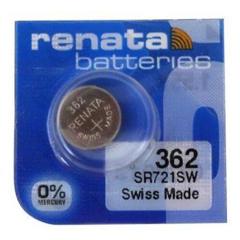 Час Renata 362 (SR-721SW, SR-58) AG11 блистер 1х10шт /1/10/100/