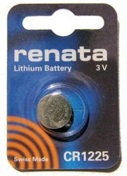 Батарейка Renata СR-1225 Lithium 1х1шт /1/10/