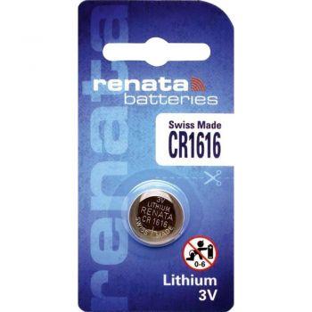 Бат Renata СR-1616 Lithium 1х1шт /1/10/