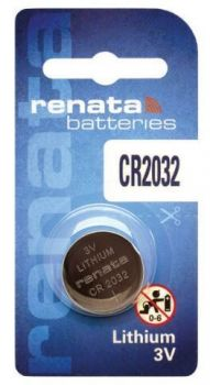 Батарейка Renata СR-2032 Lithium 1х1шт /1/10/100/